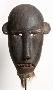 Bamana Oldest Man Mask image courtesy the artist and Gallery Jatad