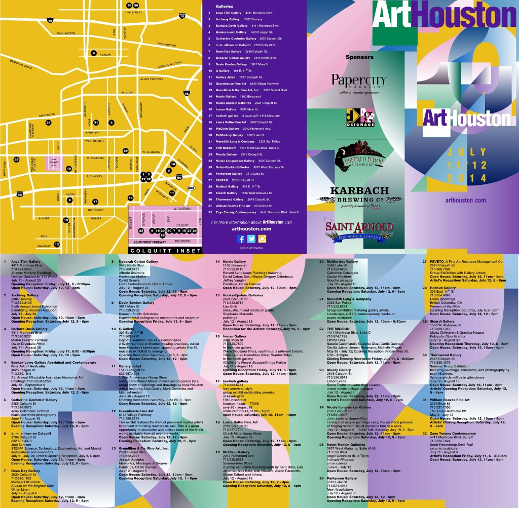 ArtHouston 2014 Event Guide_web